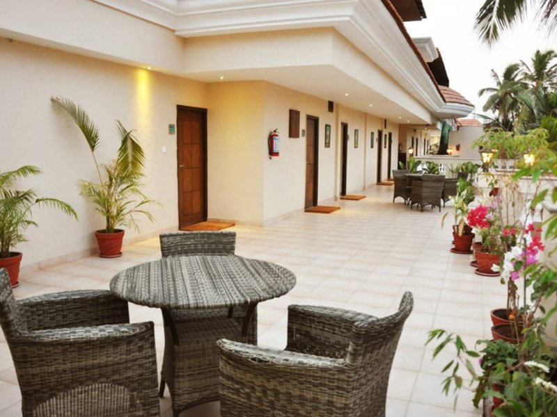 Sukhmantra Resort & Spa Lounge/Empfang