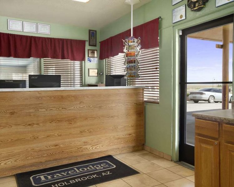 Travelodge Holbrook Lounge/Empfang