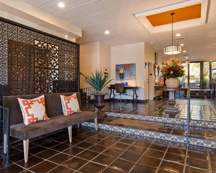 Best Western Plus Seville Plaza Hotel Lounge/Empfang