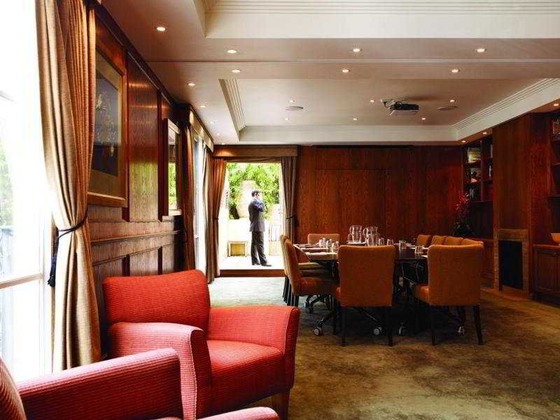 The Lyall Lounge/Empfang