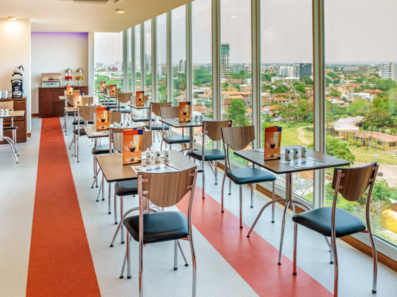 Hotel LP Equipetrol Restaurant