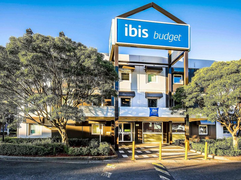 ibis budget St. Peters Außenaufnahme