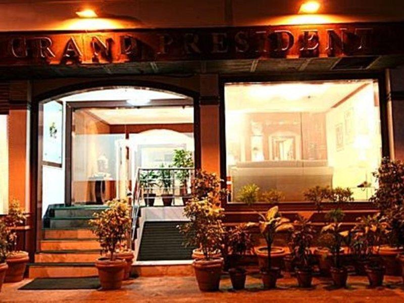 Grand President Delhi Restaurant