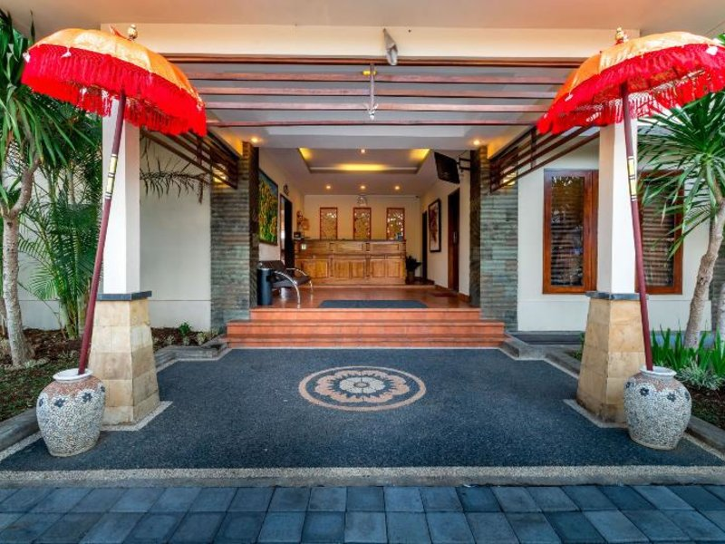 Vidi Boutique Hotel Bali by Vidi Vacation Club Lounge/Empfang