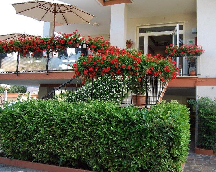 Taormina Hotel Garten