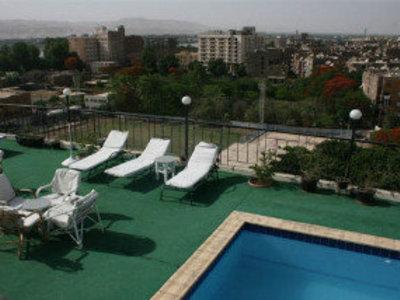 Royal House Hotel Pool