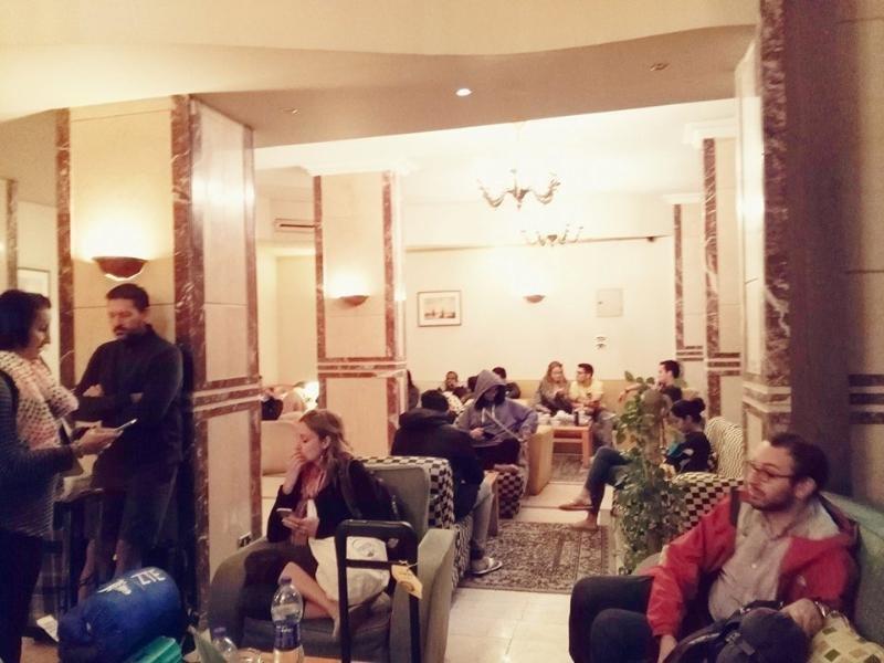 Royal House Hotel Lounge/Empfang