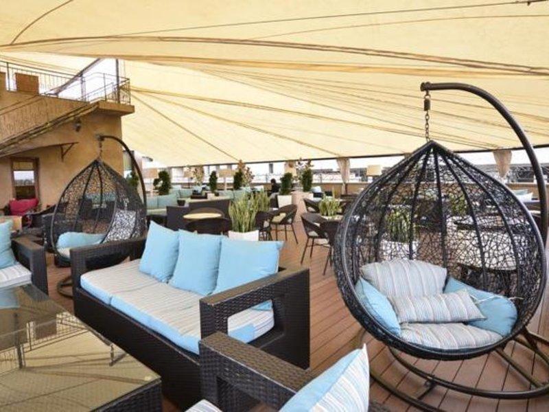 Paris Hotel Yerevan Terrasse