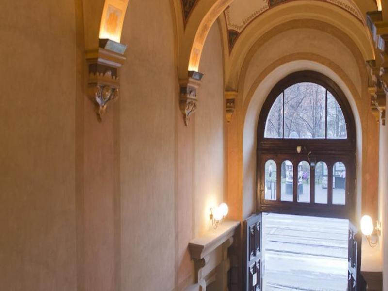 Aparthotel Basztowa Lounge/Empfang
