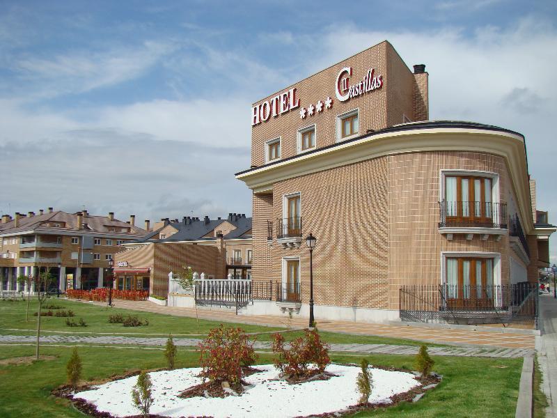 II Castillas Außenaufnahme