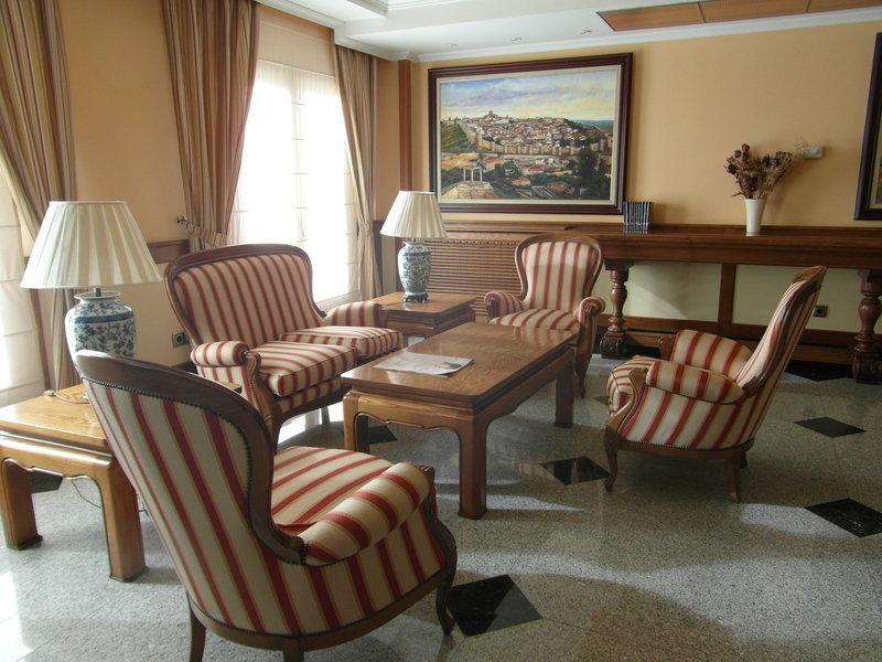 II Castillas Lounge/Empfang