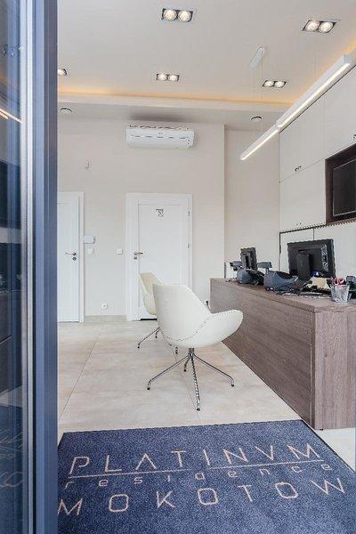 Platinum Residence Mokotow Lounge/Empfang