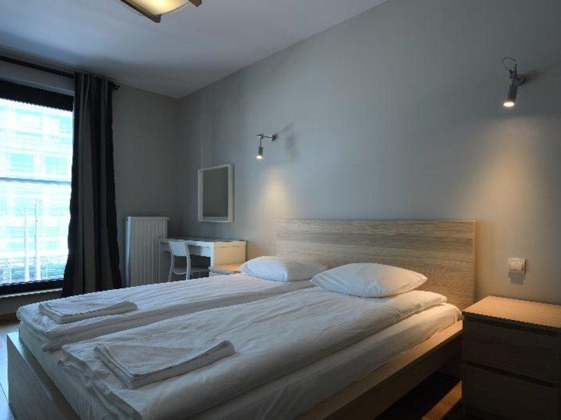 Apartments Turnau - Angel City 25 Apartment Wohnbeispiel