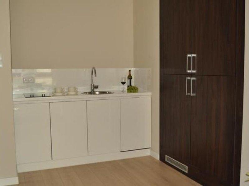 Platinum Residence Mokotow Badezimmer