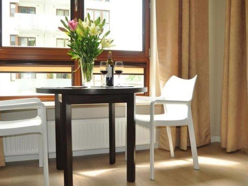 Platinum Residence Mokotow Wohnbeispiel