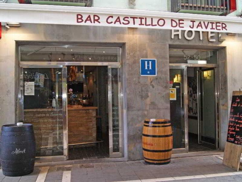 Castillo de Javier Lounge/Empfang