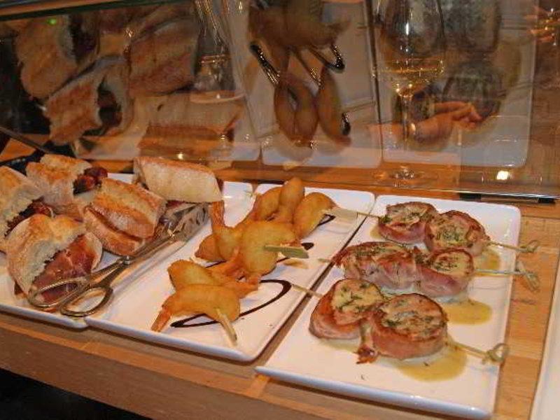 Castillo de Javier Restaurant