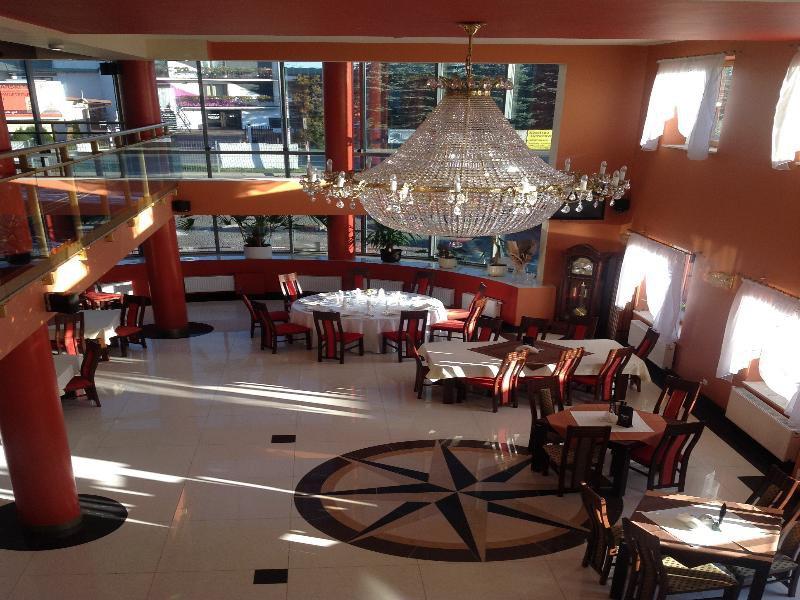 Vinci Hotel Restaurant