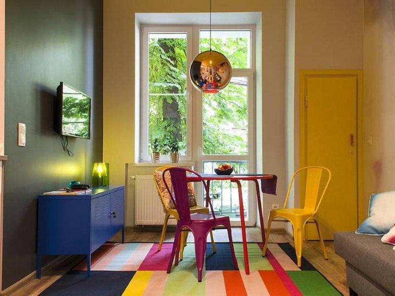 Ekoidea Funky Apartments Wohnbeispiel