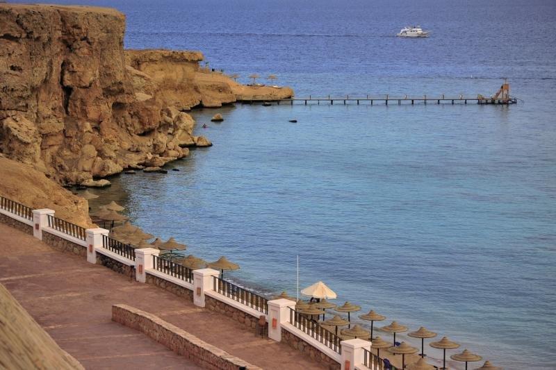 Jaz Fanara Resort  Strand