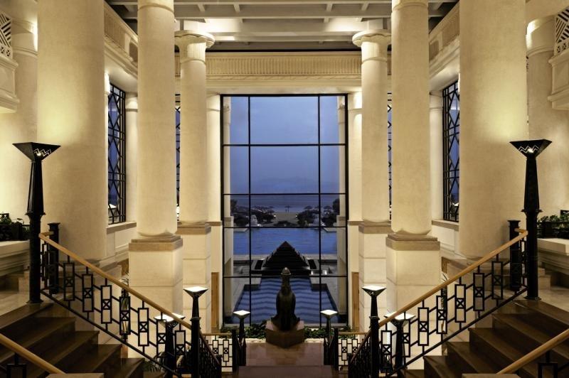 Sheraton Soma Bay Resort Lounge/Empfang