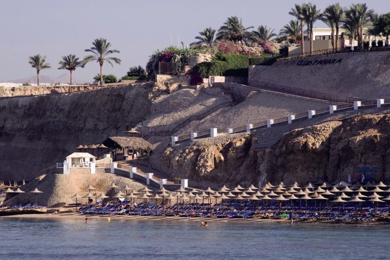 Jaz Fanara Resort  Landschaft