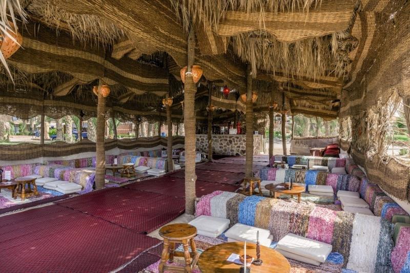 Utopia Beach Club Lounge/Empfang