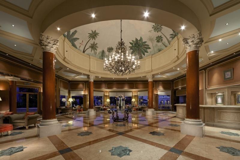 Iberotel Palace Sharm El Sheikh Lounge/Empfang