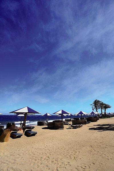 Tropitel Dahab Oasis Strand