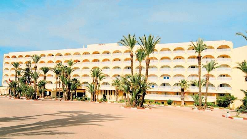 SunConnect One Resort Monastir Außenaufnahme