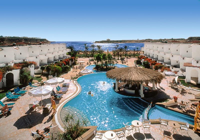 Iberotel Palace Sharm El Sheikh Außenaufnahme