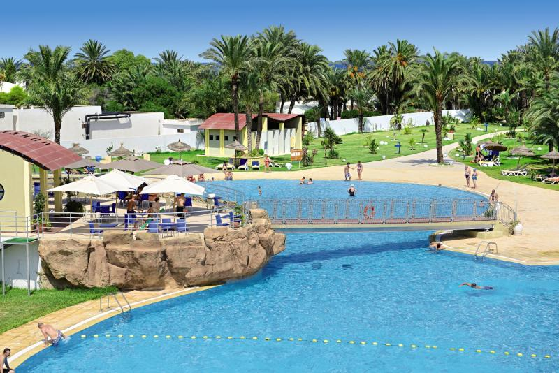 SunConnect One Resort Monastir Pool
