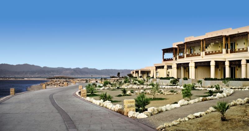 Sheraton Soma Bay Resort Außenaufnahme