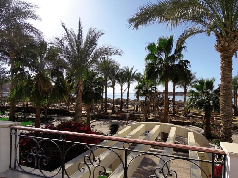 Iberotel Palace Sharm El Sheikh Terrasse