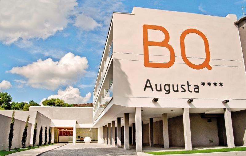 BQ Augusta Außenaufnahme