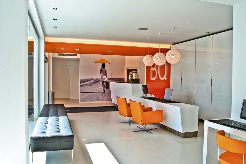 BQ Augusta Lounge/Empfang