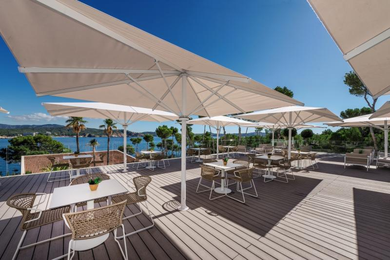 Coronado Thalasso & Spa Terrasse