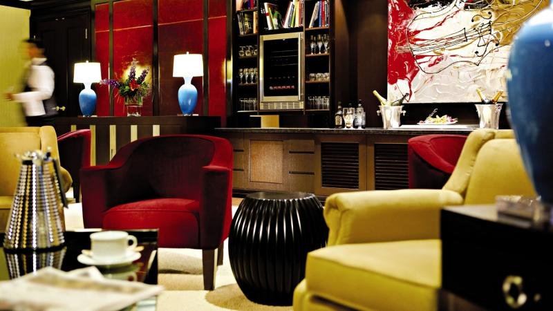 Intercontinental Montreal Lounge/Empfang