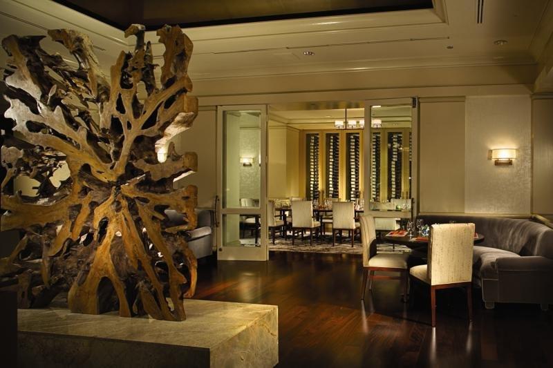 The Fairmont Dallas Lounge/Empfang