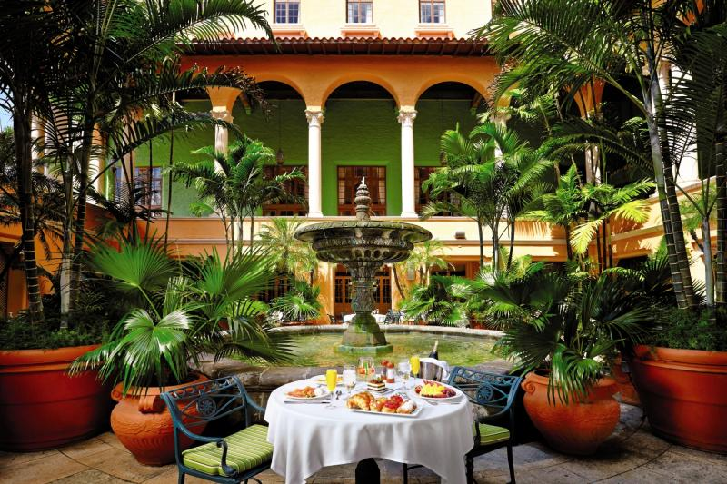The Biltmore Coral Gables Terrasse