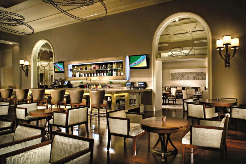 The Fairmont Dallas Bar