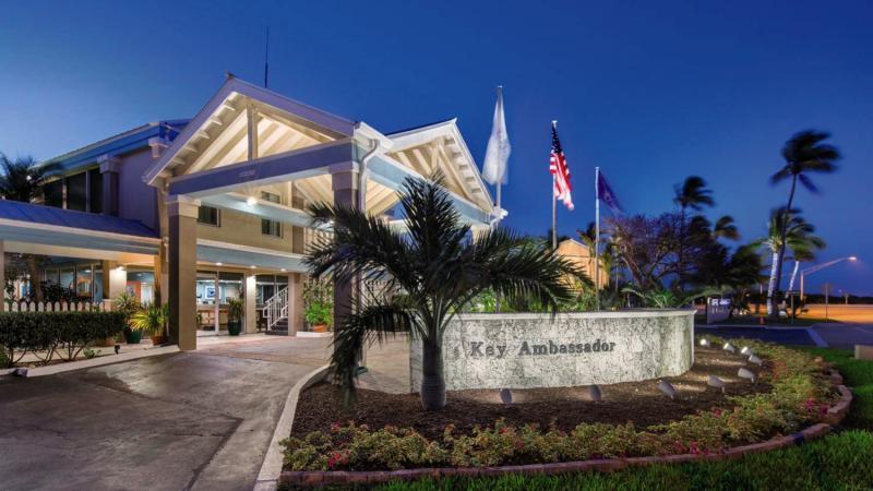 Best Western Key Ambassador Resort Inn Außenaufnahme