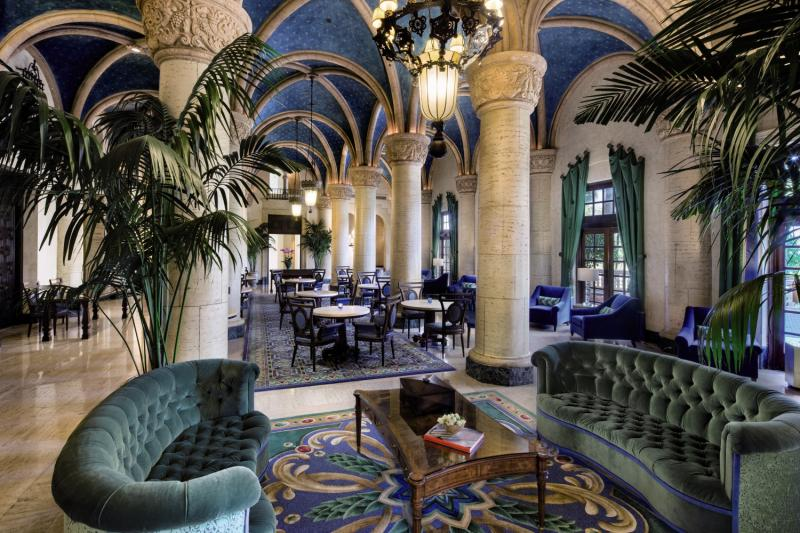 The Biltmore Coral Gables Lounge/Empfang