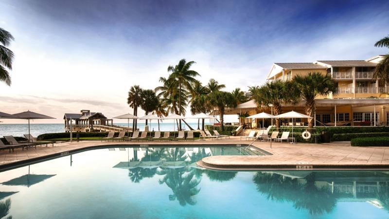 The Reach, a Waldorf Astoria Resort Pool