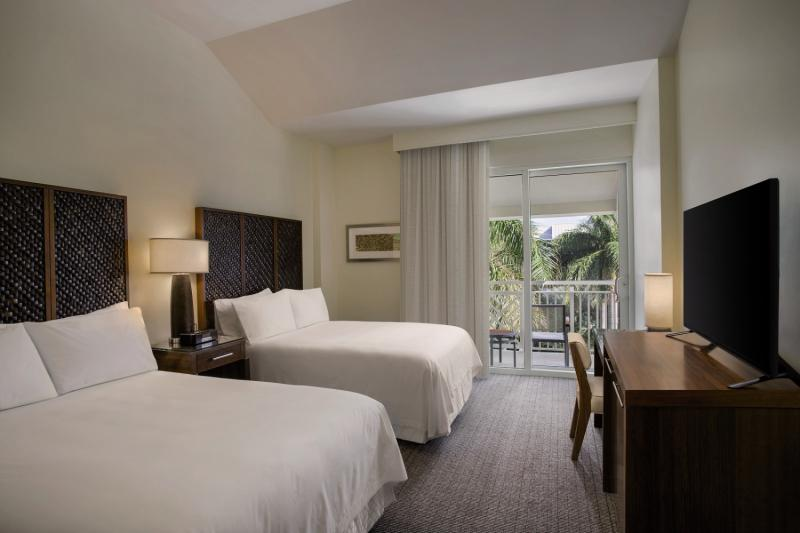 The Reach, a Waldorf Astoria Resort Wohnbeispiel
