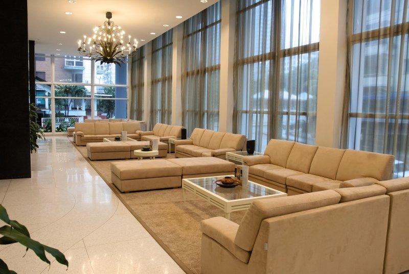 NH Capri Lounge/Empfang