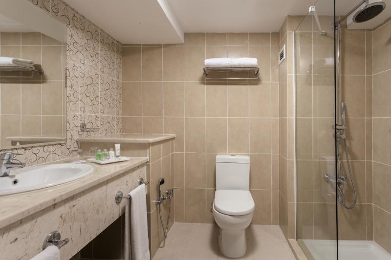 NH Capri Badezimmer