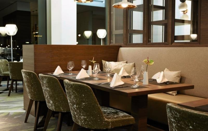 Steigenberger am Kanzleramt Restaurant