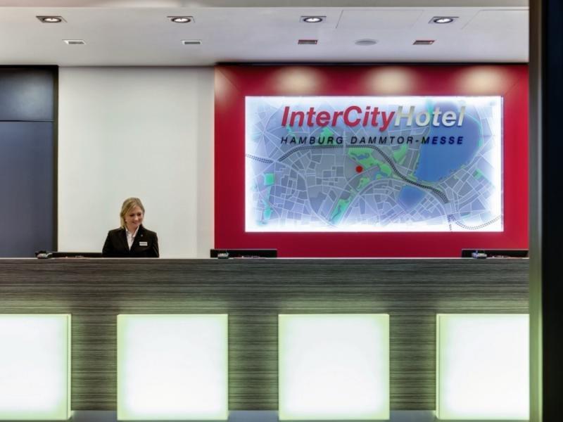 InterCityHotel Hamburg Dammtor-Messe Konferenzraum