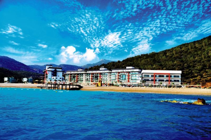 Ulu Resort Hotel Strand